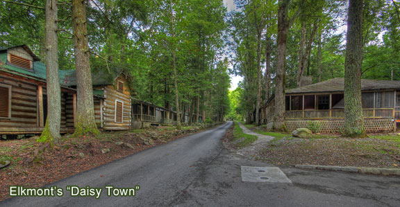 Daisy Town at Elkmont