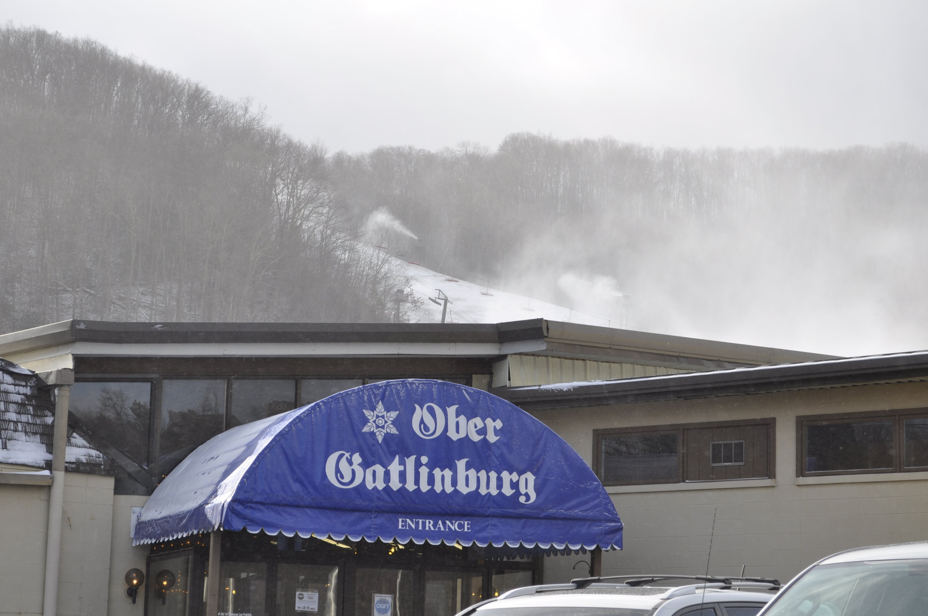 ober gatlinburg ski slopes