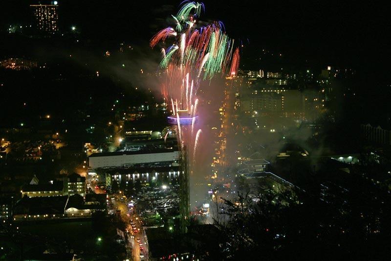 Gatlinburg Fireworks