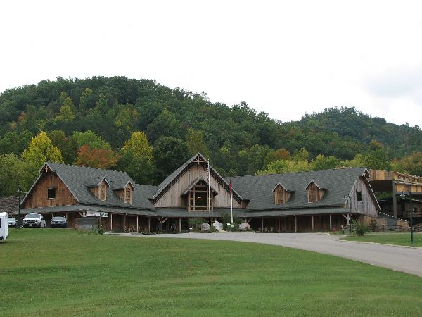 townsend visitor center