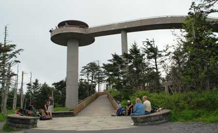 Great Smokies Seeks Volunteers For Clingmans Dome